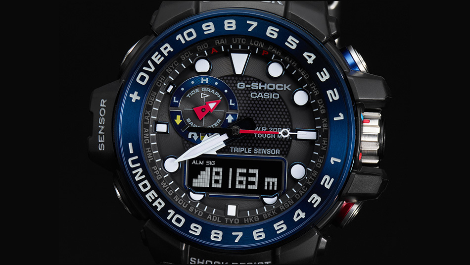 casio g shock premium gwn 1000b 1ber gulfmaster joly montres. Black Bedroom Furniture Sets. Home Design Ideas