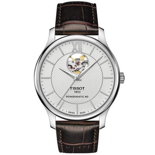 MONTRE TISSOT TRADITION POWERMATIC80 OPEN HEART