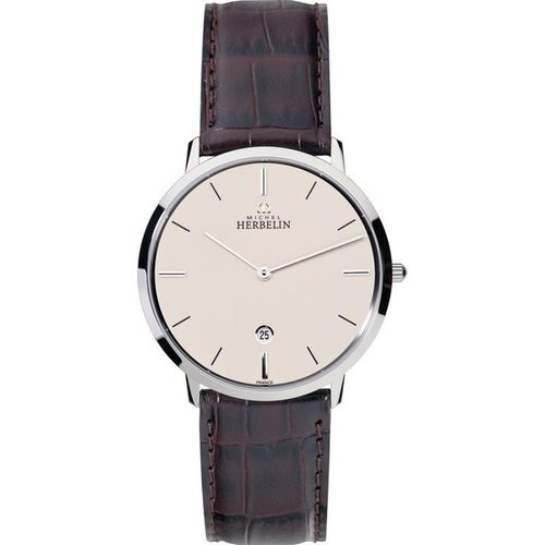 MONTRE MICHEL HERBELIN 19515/17MA CITY QUARTZ