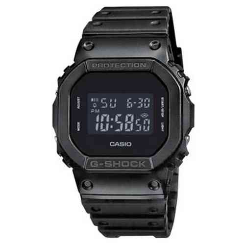 MONTRE CASIO G SHOCK  DW-5600BB-1ER HOMME