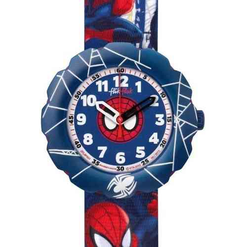 MONTRE FLIK FLAK FLSP001 SPIDER-CYCLE