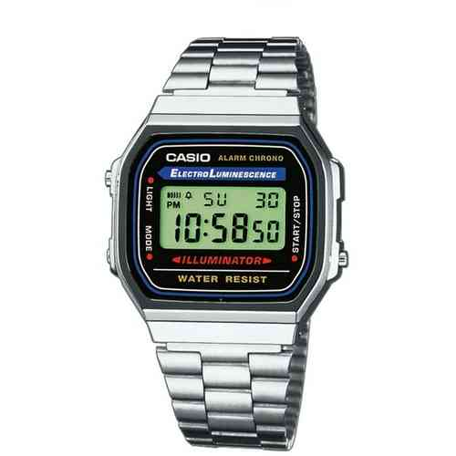 MONTRE CASIO VINTAGE A168WA-1YES