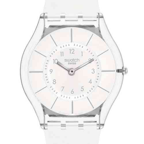 MONTRE SWATCH SFK360 WHITE CLASSINESS