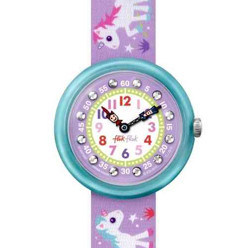 MONTRE FLIK FLAK FBNP033 MAGICAL UNICORNS