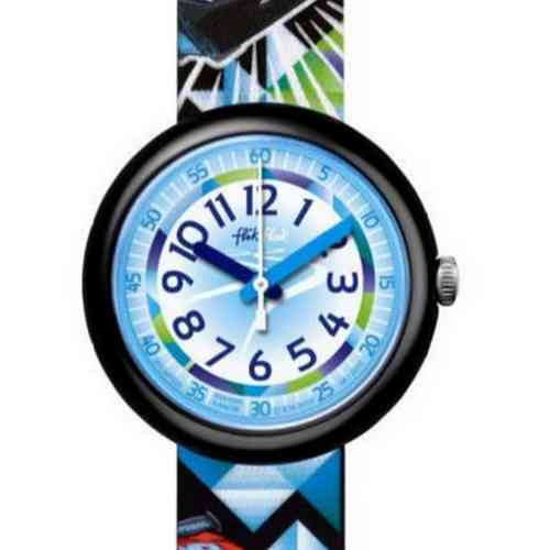 MONTRE FLIK FLAK FLNP022 DISNEY CARS RAPID RACING