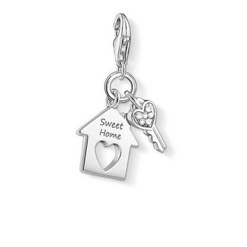 "CHARM PENDENTIF ""SWEET HOME"" 1311-051-14"