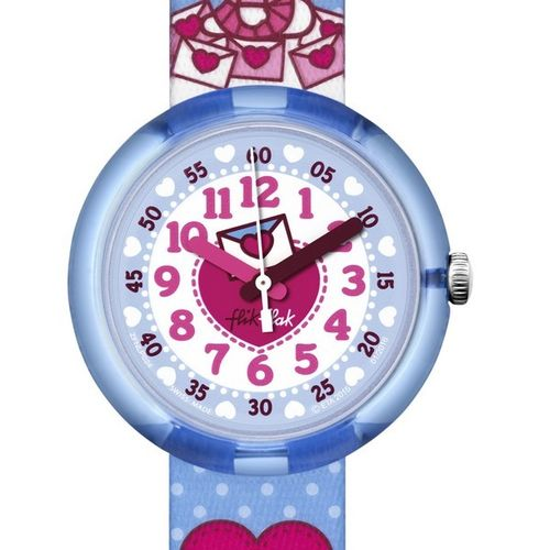 MONTRE FLIK FLAK FLNP024  HELLO KITTY CUTE MAIL