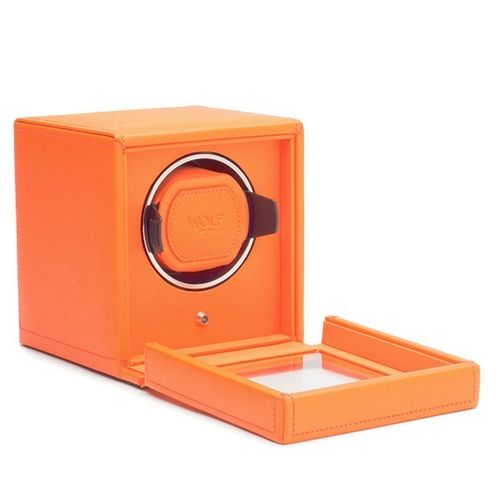 CUB WINDER WITH COVER ORANGE