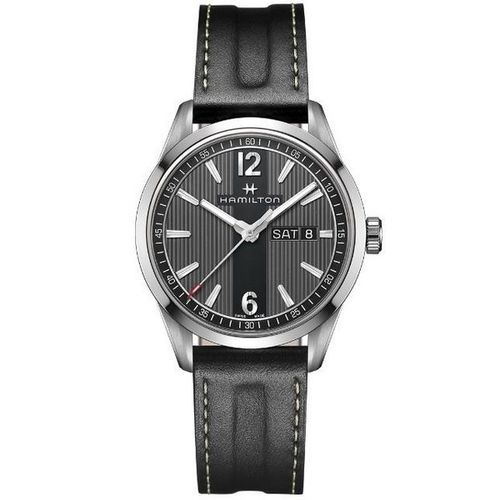 MONTRE HAMILTON BROADWAY DAY DATE QUARTZ