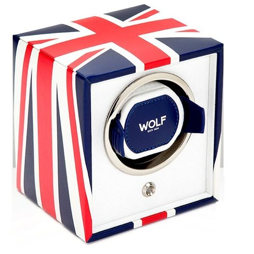 Remontoir WOLF Simple BRITISH NAVIGATOR 462404