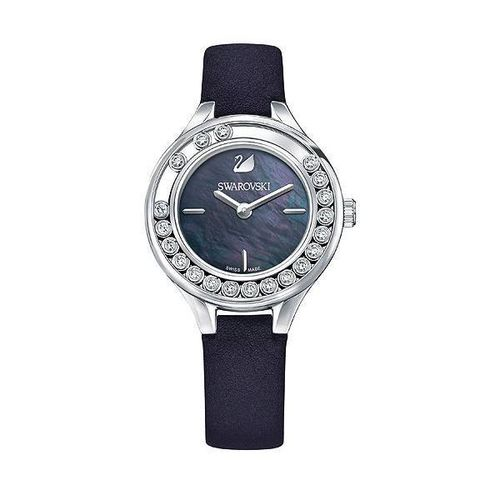 Montre Lovely Crystals Mini, Noir 5242898
