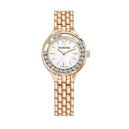 Montre Lovely Crystals Mini, Or Rose 5261496