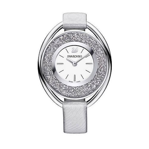 Montre Crystalline Oval, Gris 5263907