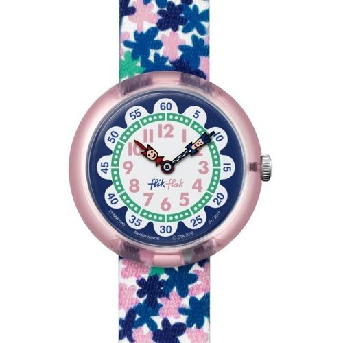 MONTRE FLIK FLAK FBNP080 LONDON FLOWER