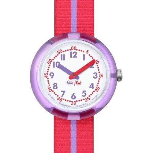 MONTRE FLIK FLAK FPNP021 PURPLE BAND