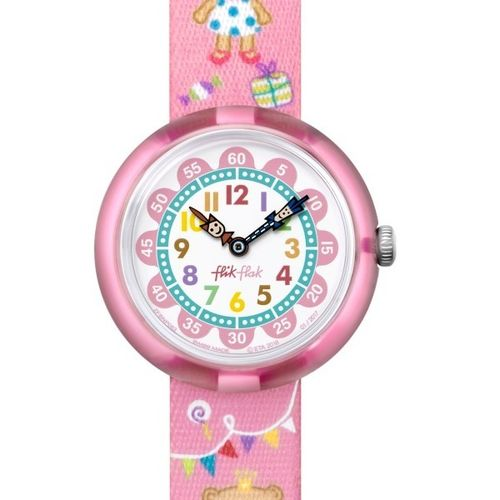 MONTRE FLIK FLAK FBNP083 LOVELY PARTY
