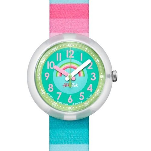 MONTRE FLIK FLAK FPNP014 STRIPY DREAMS