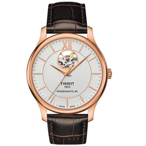 MONTRE TISSOT TRADITION POWERMATIC 80 OPEN HEART