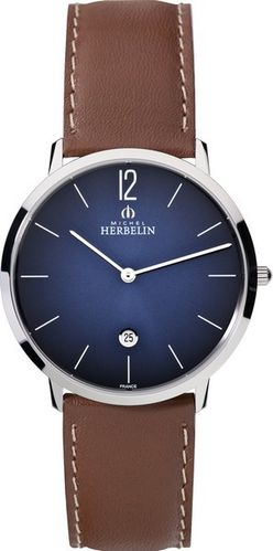 MONTRE MICHEL HERBELIN 19515/15 CITY QUARTZ