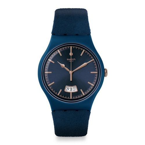 MONTRE SWATCH SUON400 CENT BLEU