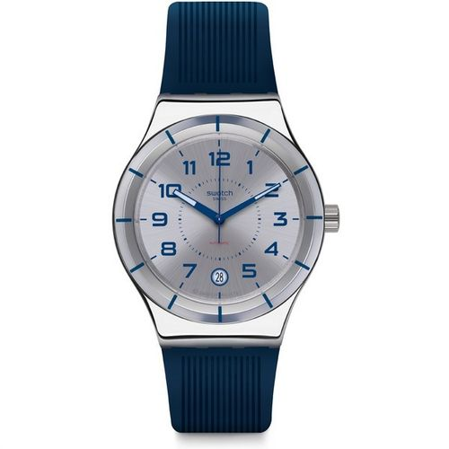 MONTRE SWATCH YIS409 SISTEM NAVY