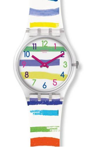 MONTRE SWATCH GE254 COLORLAND