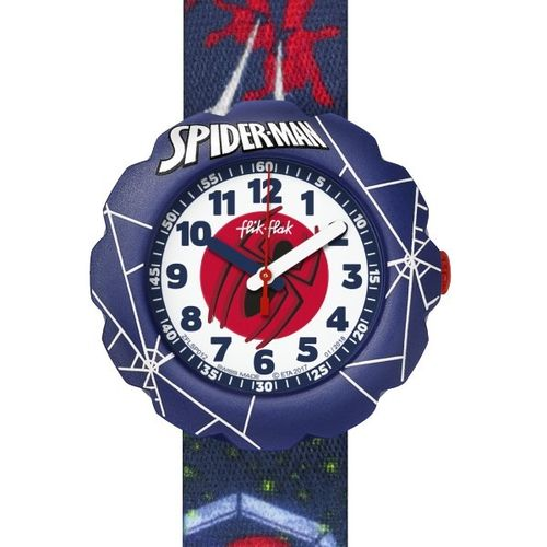 MONTRE FLIK FLAK FLSP012 SPIDER-MAN IN ACTION