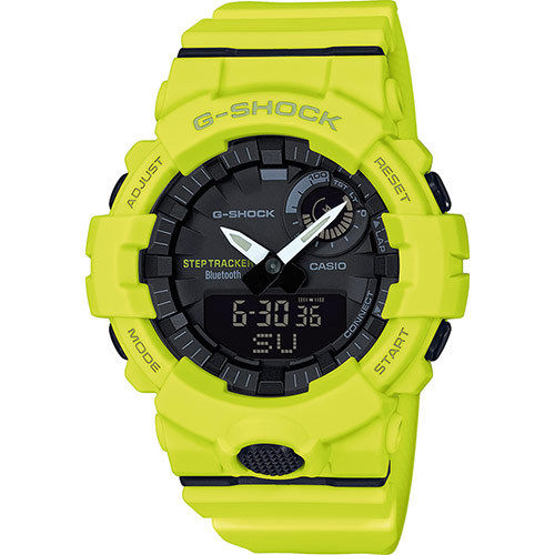 CASIO G-SHOCK GBA-800-9AER BLUETOOTH® SMART