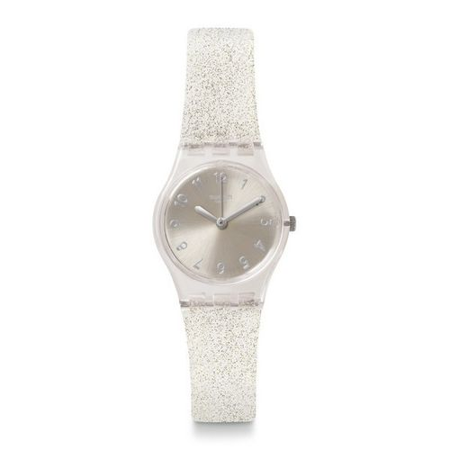 MONTRE SWATCH LK343E SILVER GLISTAR TOO