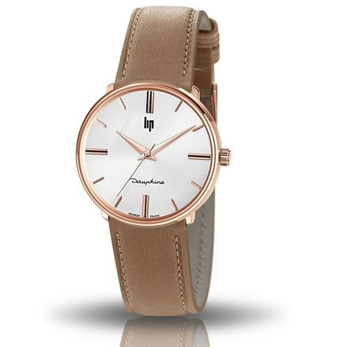 MONTRE LIP DAUPHINE 34 MM - 671916