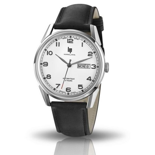 MONTRE LIP HIMALAYA 40 MM AUTOMATIQUE SAPHIR