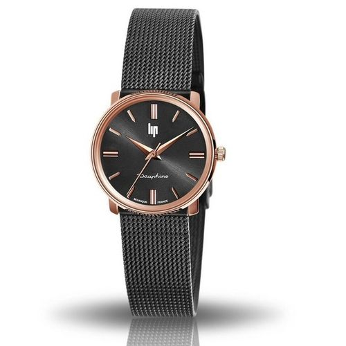 MONTRE LIP DAUPHINE 29 MM MILANAISE
