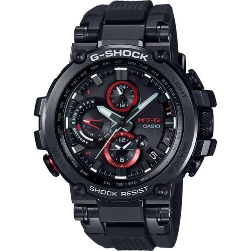 CASIO G-SHOCK PREMIUM MTG-B1000B-1AER CONNECTEE