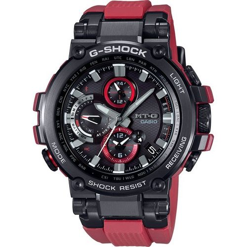 CASIO G-SHOCK PREMIUM MTG-B1000B-1A4ER CONNECTEE