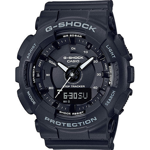 CASIO G-SHOCK GMA-S130-1AER GS LIMITED