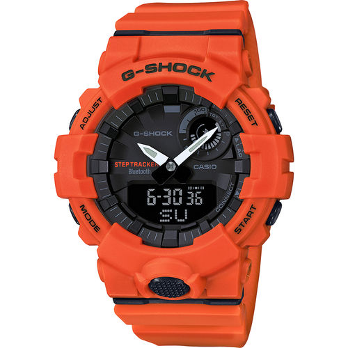 CASIO G-SHOCK GBA-800-4AER BLUETOOTH® SMART