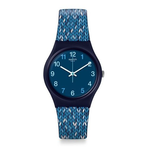 MONTRE SWATCH GN259 TRICO'BLUE