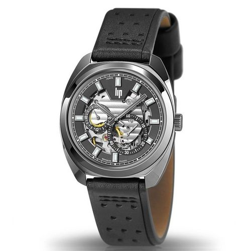MONTRE LIP GDG 39 MM SQUELETTE - 671364