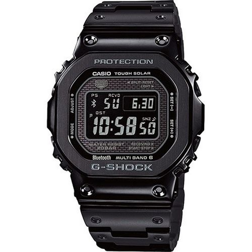 Montre CASIO GMW-B5000GD-1ER BLUETOOTH  FULL BLACK