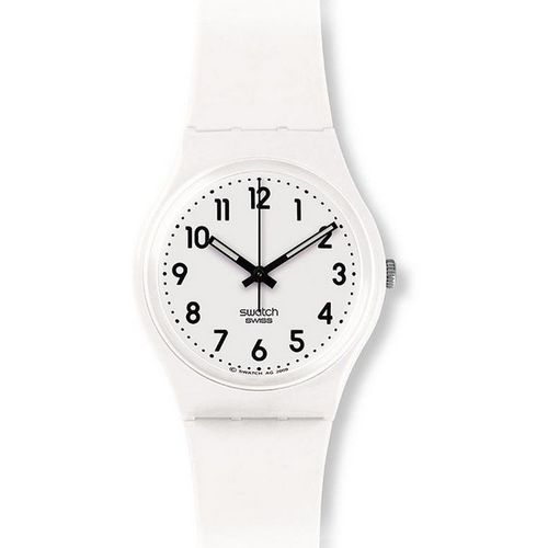 MONTRE SWATCH GW151O JUST WHITE SOFT