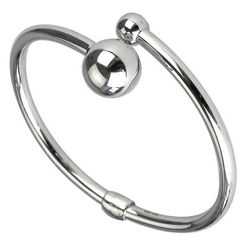 BRACELET-JONC UNA STORIA COLLECTION ARGENT