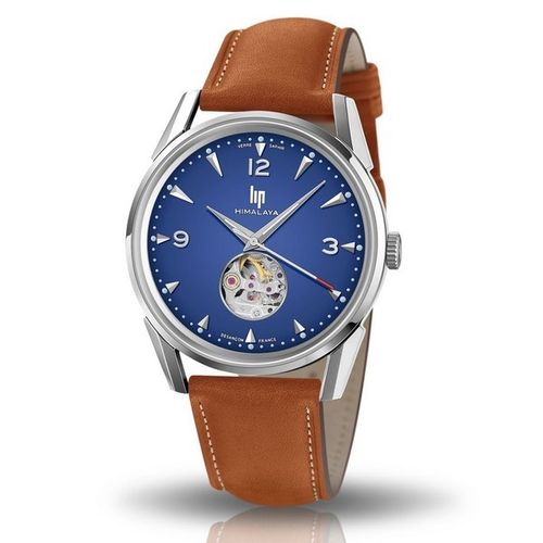 MONTRE LIP HIMALAYA 40 MM COEUR BATTANT