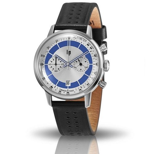 MONTRE LIP RALLYE BLUE RING