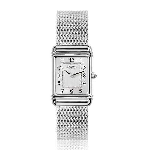 MONTRE MICHEL HERBELIN ART DECO QUARTZ FEMME