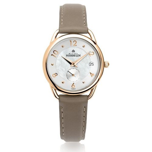 MONTRE MICHEL HERBELIN EQUINOXE QUARTZ LADY