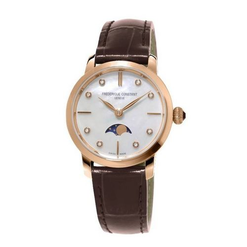 MONTRE FREDERIQUE CONSTANT SLIMLINE MOONPHASE