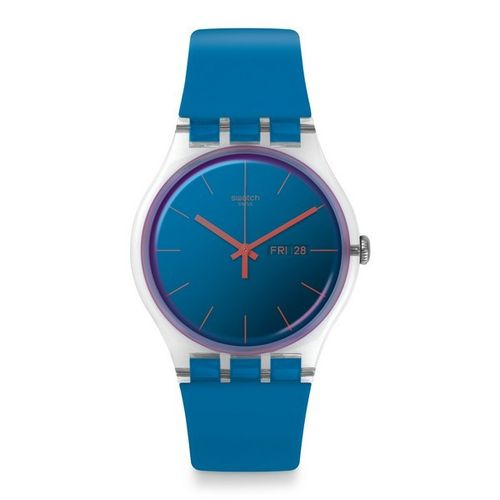 MONTRE SWATCH POLABLUE