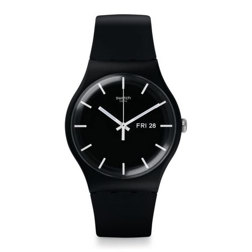 MONTRE SWATCH MONO BLACK