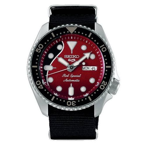 Montre Seiko 5 automatique édition 'Red Special''