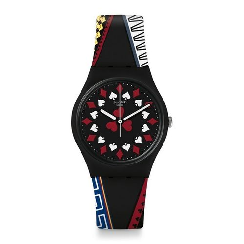 MONTRE SWATCH CASINO ROYALE 2006
